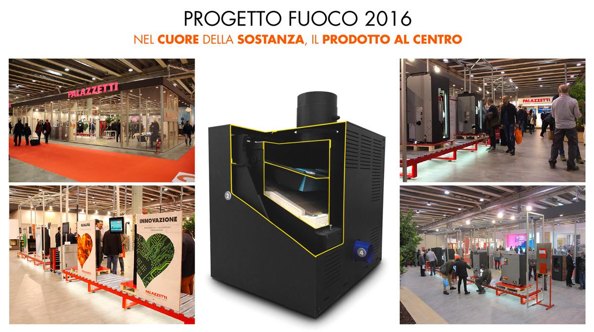 Progetto fuoco 2016 palazzetti fiera verona the warm - Fiera casa verona ...